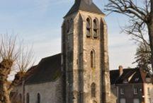 Saint-Pierre-les-Nemours / Ville de plus de 5500 habitants à la limite ouest de Nemours.