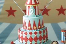 Circus Theme / The Circus is coming to town! Give your guests a night of light-hearted fun to remember.