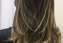 cabelo e look