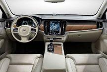 Volvo interiors