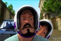 """Evliya Çelebi ve Ölümsüzlük Suyu / Doğa Okulları'nın katkılarıyla gerçekleştirilen ve Türkiye'nin ilk 3D Animasyon filmi olma özelliğini taşıyan """"Evliya Çelebi ve Ölümsüzlük Suyu"""", 14 Kasım'da vizyonda!"""