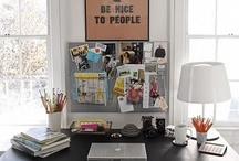 Arbete & inspiration i gästrummet