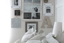wall white bedroom