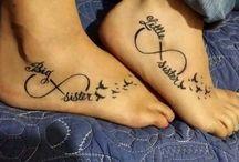 I miei tatoo