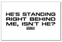 NCIS Stuff / by Michelle Carlbert