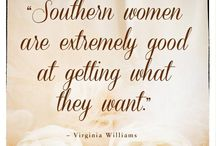 Southern when it suits me / by Amanda Soltys