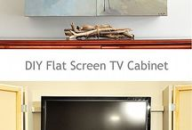 TV cabinet covers