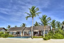 The Residence Maldives / Paradise awaits at The Residence Maldives, nestled on Falhumaafushi, a pristine island in the Gaafu Alifu Atoll, one of the largest atolls in the world.