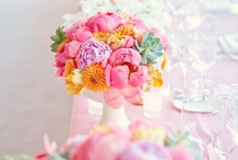 Tablescapes/centrepeices