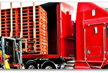 Materials Handling Solutions / Loscam provides returnable packaging and material handling solutions and equipment used to store and move products through supply chain in the Asian and Australian marketplace.