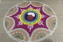 Rangoli- pongal collection