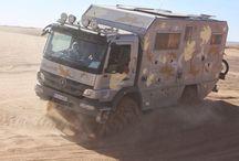 Expeditionsmobil / 4x4 Allrad Truck camper
