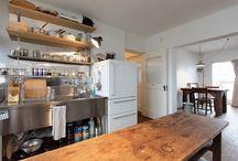 Kitchen / 使いやすくて可愛い台所。