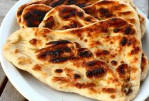 breads, naans, and carbs, oh my!