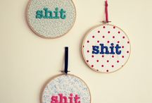 embroidery / by BuzzFeed DIY