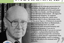 Prophet Muhammed pbuh.