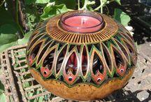 mumluk ..gourd lamps