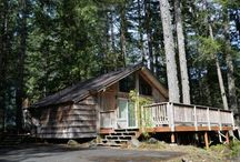 Pappy's Cabin luxe rental, Sandy River, OR