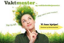 ULOTKA / VAKTMESTER