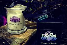Candle Magic / Stunning soy candles. for mind, body & spirit.....