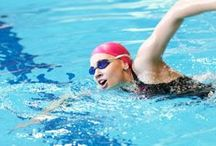 trener pływania