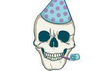 happy birthday letrero