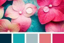 Színes festékek
