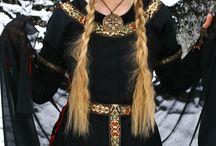 Skandinavian dress