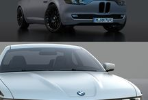 Automotive design / Nice, smart, iconic design for automotive industry.