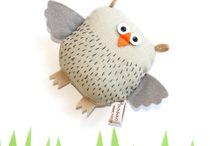 Owls / uiltjes / Little owls/ uiltjes