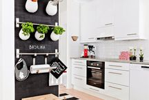 My inspiration: black wall