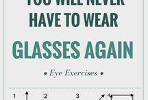 Eyes massage
