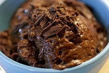 Chocolate / Chocolate, the  misunderstood health food full of iron, fiber and anti-oxidants.