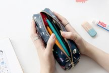 leather pencilcase