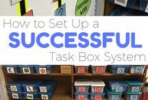 Autism Task Box
