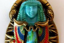 Neiger and Egyptian Revival etc