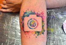 Tatuagens para fotógrafos