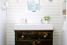 Design~ Bathrooms / by Henry W. Powell