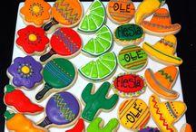 Fiesta Birthday Party / by Robin Neely