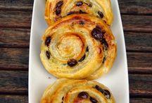 Recipes - Sweet - Kalács, pite, rétes