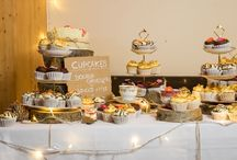 Cake and sweet table