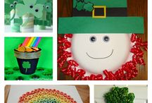 St. Patrick's Day / All things green and yummy