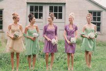 David's Bridal Style My Maids / by Jean Carlisle