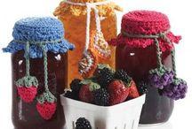 crochet in the kitchen