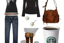 My Style- what I wish it was besides my yoga pants / by Stephanie Cardenas