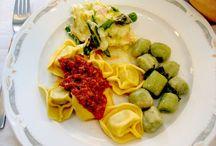 In continua evoluzione / varietà di immagini di nostri piatti, allestimenti, fantasie......