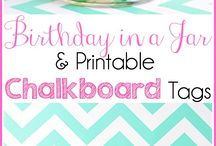 Birthday Ideas - Turning 7