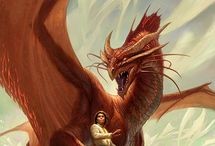 Dragons - Red