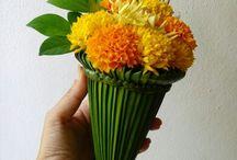flowers interpretation food