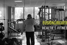 Fusion Circuit Fitness / Welcome to the Fusion Circuit Fitness  Founded by David O Samuels, Fusion Circuit Fitness™ is a full service fitness company featuring, exercises, work-out routines for cardiovascular conditioning, strength training, circuit training, health, wellness and nutritional tips.